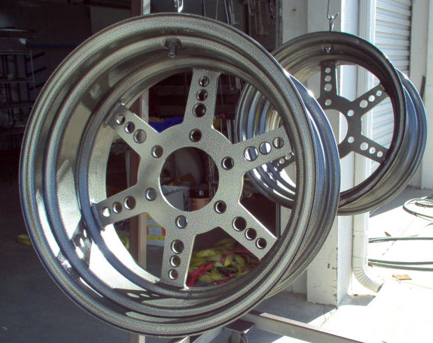 Jeep Commander Rims